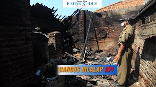 Seserahan Nikah Ikut Hangus Terbakar | Kebakaran Rumah di Ploso, Kudus