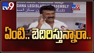 Talasani sensational comments on Chandrababu..