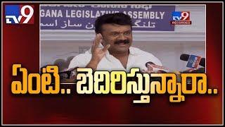 Talasani sensational comments on Chandrababu..