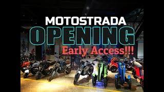 Motostrada Caloocan Opening | CFMoto NK MT Papio | Rato Vortex Esquire | Electric Bikes
