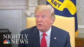 Is President Donald Trump's North Korea Summit Still Happening?   NBC Nightly News