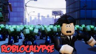 Roblocalypse - Roblox Music Video 4K