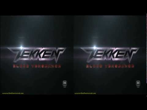 Tekken Blood Vengeance trailer 3d