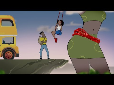 Mr Eazi - Surrender (feat. Simi) [Visualizer]