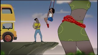 Mr Eazi - Surrender (feat. Simi) [Visualizer]