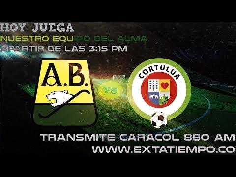 Atletico Bucaramanga vs Cortulua