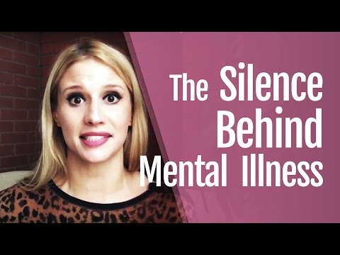 Why People Don't Talk About Mental Health