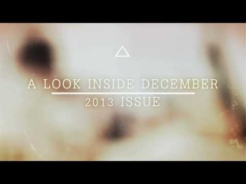 A look inside December 2013 Alwayz Therro Magazine