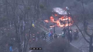 Нове відео розстрілів на Майдані (повна версія)