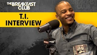 T.I. Talks New Album 'Dime Trap', Curating Trap Music, The Dangers Of A Big Celebrity + More