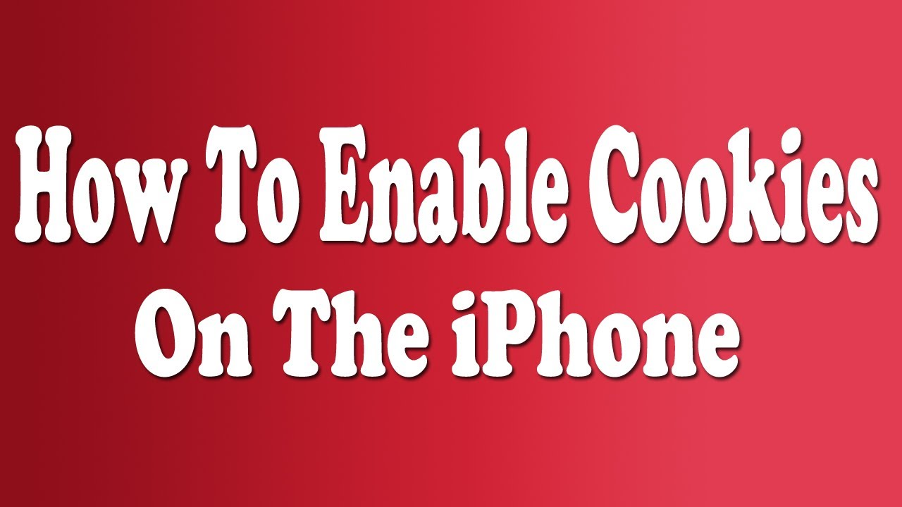 how to undisable an iphone 4 how to enable disable cookies on iphone 4 amp iphone 5 19189