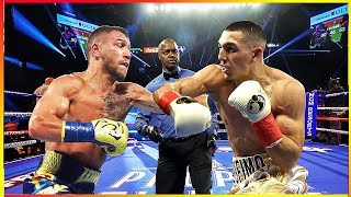 Teofimo Lopez vs Vasyl Lomachenko - Is Loma Too Small For Teofimo