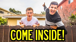 The Yes Theory HOUSE TOUR!! (BIG REVEAL)
