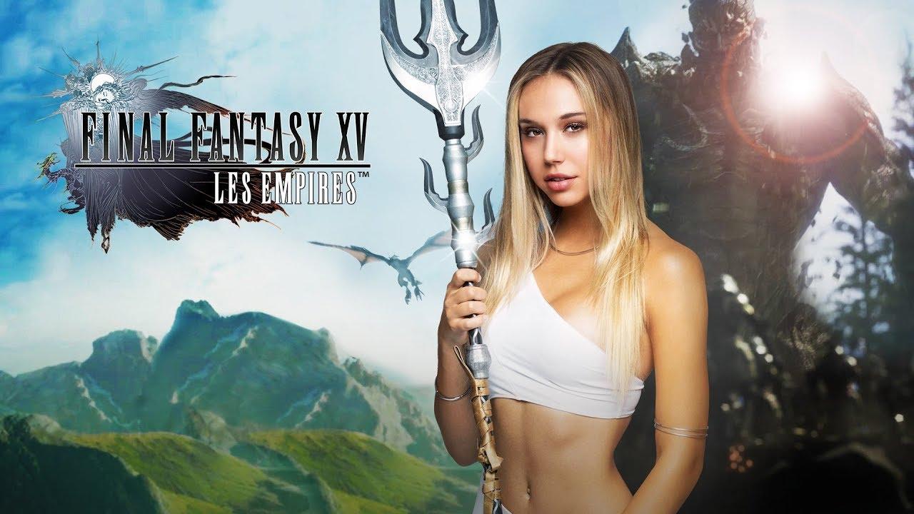 Jouez à  Final Fantasy XV: A New Empire sur PC 2