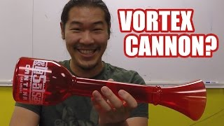 Yard Long Margarita Vortex Cannon ft. Sarah Petkus | Sufficiently Advanced