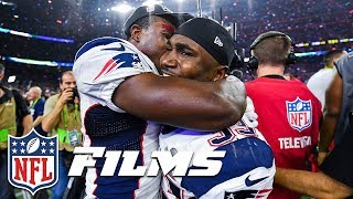 Unlikely Heroes Fueled the Patriots to a Super Bowl 51 Victory | NFL Films Presents