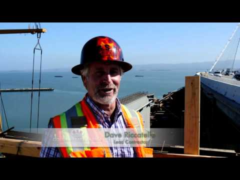 Construction of the Yerba Buena Island East-side Ramps
