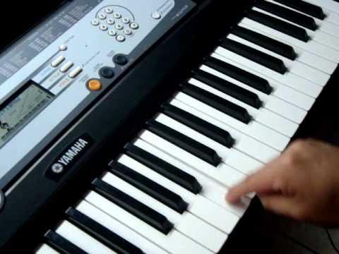 Dile al Amor (Piano) - Aventura