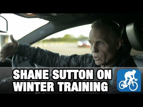 Winter Cycling Training Tips with Shane Sutton