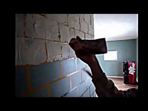 How To Create A Faux Brick Wall Youtube