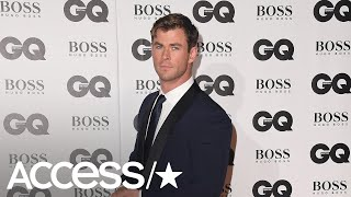 Chris Hemsworth Surprises A Hitchhiker With An Epic Helicopter Ride! | Access