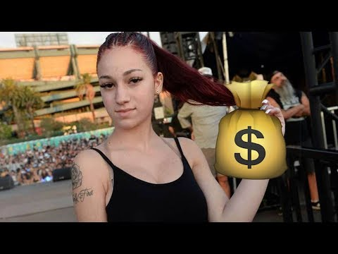 Bhad Bhabie Danielle Bregoli Making HOW MUCH Money on Her New Tour!!??