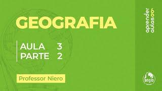 GEOGRAFIA - AULA 3 - PARTE 2 - PLACAS TECT�NICAS