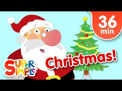 Our Favorite Christmas Songs for Kids | Super Simple Songs