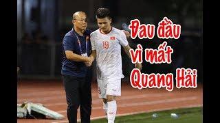 U22 Việt Nam mất Quang Hải, ai sẽ thay thế đá với Thái Lan