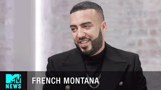 French Montana Speaks on DACA, Shooting 'Unforgettable' & 'Famous' In Africa & More  | MTV News