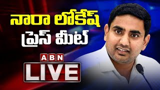 LIVE- Nara Lokesh serious comments on YS Jagan over Chandr..