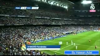 هدف ريال مدريد الاول على غلطة سراي في كاس سانتياغو برنابيو (2015/8/18) HD ...