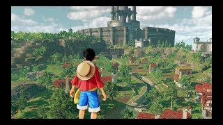 ONE PIECE: World Seeker - Bejelentés Trailer