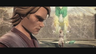 Star Wars: The Clone Wars - Anakin vs. The Son & The Daughter [1080p]