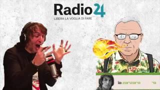 """Donato da Varese: """"IL PAPA É UN FIGLIO DI P**TANAA"""" - La zanzara 8/12/16"""
