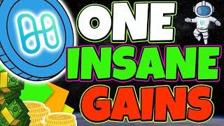INSANE GAINS WITH HARMONY ONE   ONE ANALYSIS & UPDATE