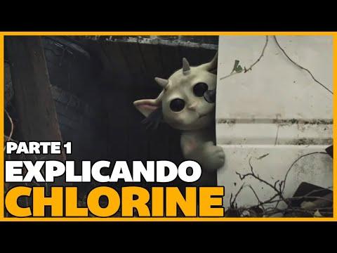 EXPLICANDO CHLORINE  parte 1 - TWENTY ONE PILOTS TEORIA