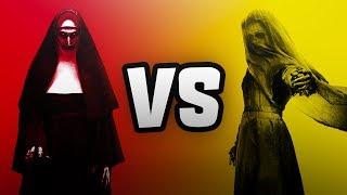 The Nun (2018) vs The Curse of La Llorona (2019)