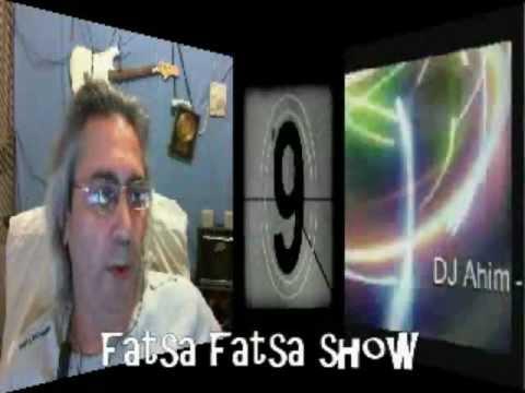 Dj Ahim on Fatsa Fatsa Show with Kim Nicolaou - All night Party