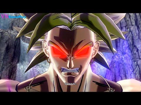 7 Viên Ngọc Rồng Ngoại Truyện - Broly Super Saiyan Huyền Thoại