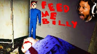 what if YOU were the SERIAL KILLER this time? | Feed Me Billy