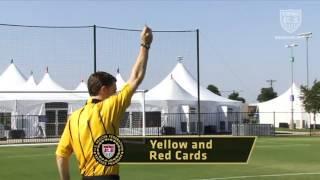 Referee ~ Signals