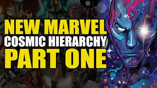 New Marvel Cosmic Hierarchy 16-20 | Comics Explained