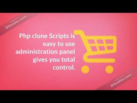 Top website clone script products