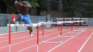 Hurdle Day - 110 High Hurdles - Operation 42s with Terry Reese Jr.