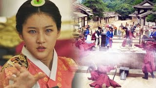 [Ruling] 'Princess' Kim Saraong shows witches in front of people