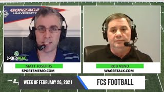 🏈 FCS College Football Picks and Predictions   FCS Week 2 Betting Preview