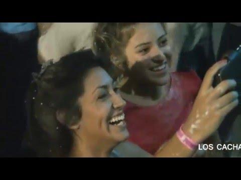 Los Cachapeceros - No puedo mas, Zapateando en Tala Pozo, Chamame eng. en vivo  03 .08 02 16