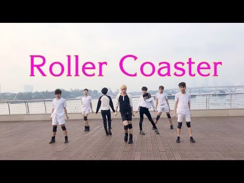 청하 (CHUNGHA) - Roller Coaster (Dance Cover) by Heaven Dance Team from Vietnam