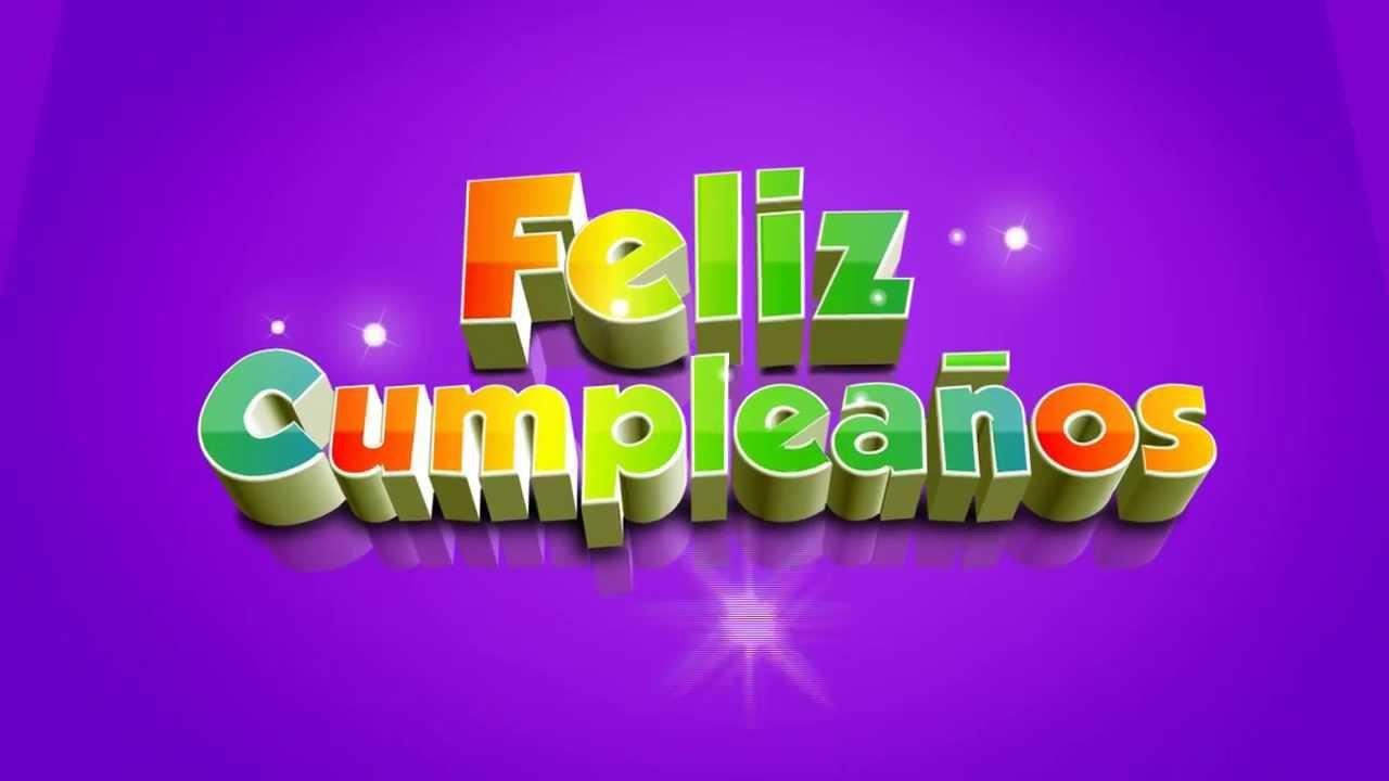 Feliz Cumpleaños 3D Video Background
